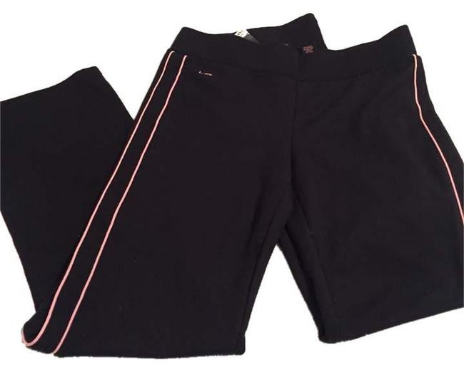 Item - Black and Pink Pants Size 6 (S, 28)