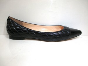 Cole Haan Quilted New Black Flats