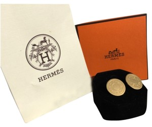 Hermès 100% Authentic Hermes Earings