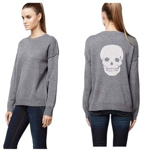 360 Sweater Skull Cashmere Trendy Swester Sweater