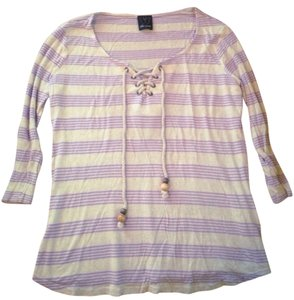 Ella Moss T Shirt Purple
