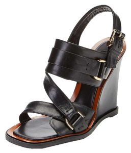 Derek Lam Black Wedges