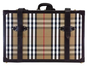 Burberry Signature Plaid Suitcase Travel Bag