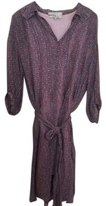 GERARD DAREL short dress Purple on Tradesy