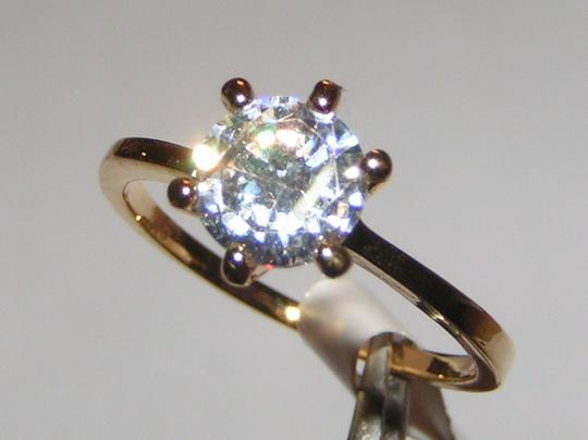 Preload https://item1.tradesy.com/images/yellow-gold-bogo-free-white-topaz-solitaire-free-shipping-engagement-ring-945230-0-0.jpg?width=440&height=440