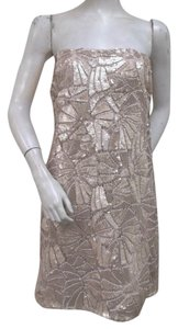 Pronovias Sequined Dress
