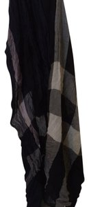 Burberry LIGHTWEIGHT CHECK OMBRE WOOL SILK SCARF