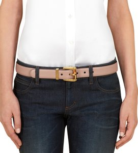 Gucci Gucci Belt banboo nude 339068 women size 30/75
