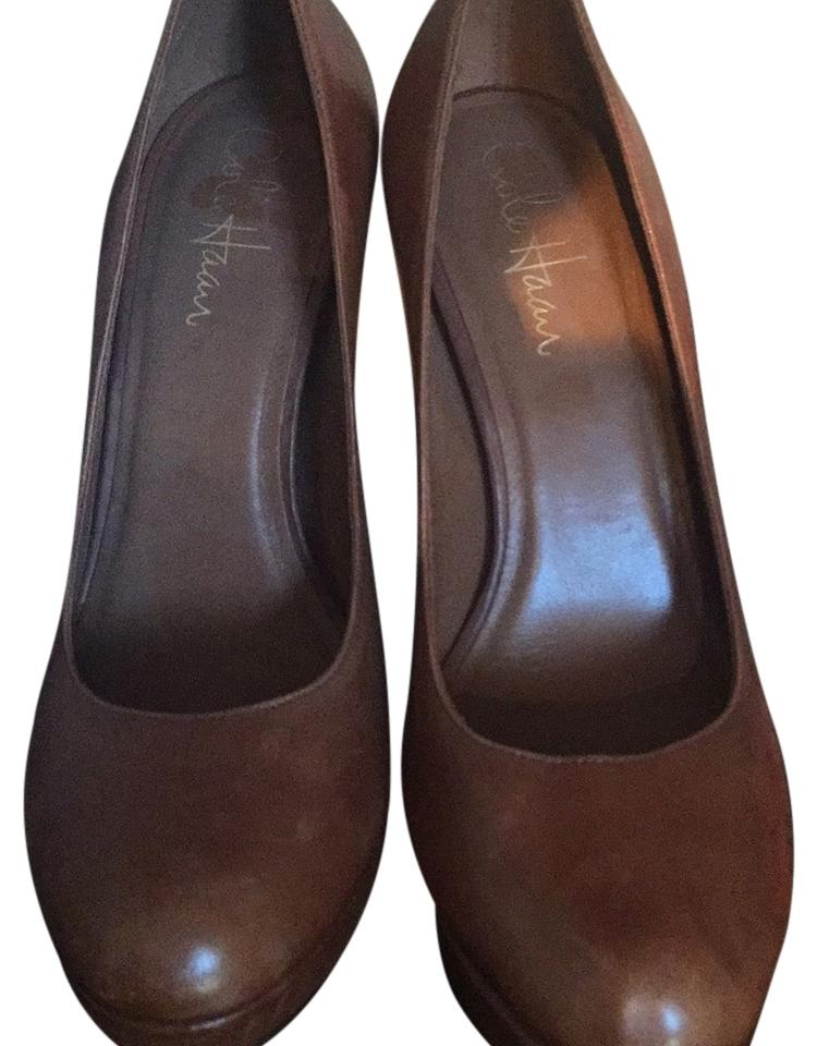WOMENS Cole Cole WOMENS Haan Nude Pumps Characteristic c00338