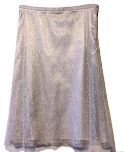 Grace Dane Lewis Skirt light grey/silver