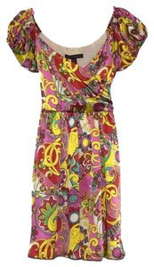 Betsey Johnson Funky Printed Dress