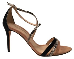 Alexandre Birman Nude natural/ Black Formal