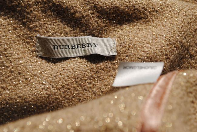 Burberry Coat Jacket Wool Cape Image 10