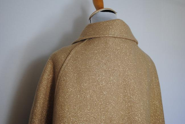 Burberry Coat Jacket Wool Cape Image 9