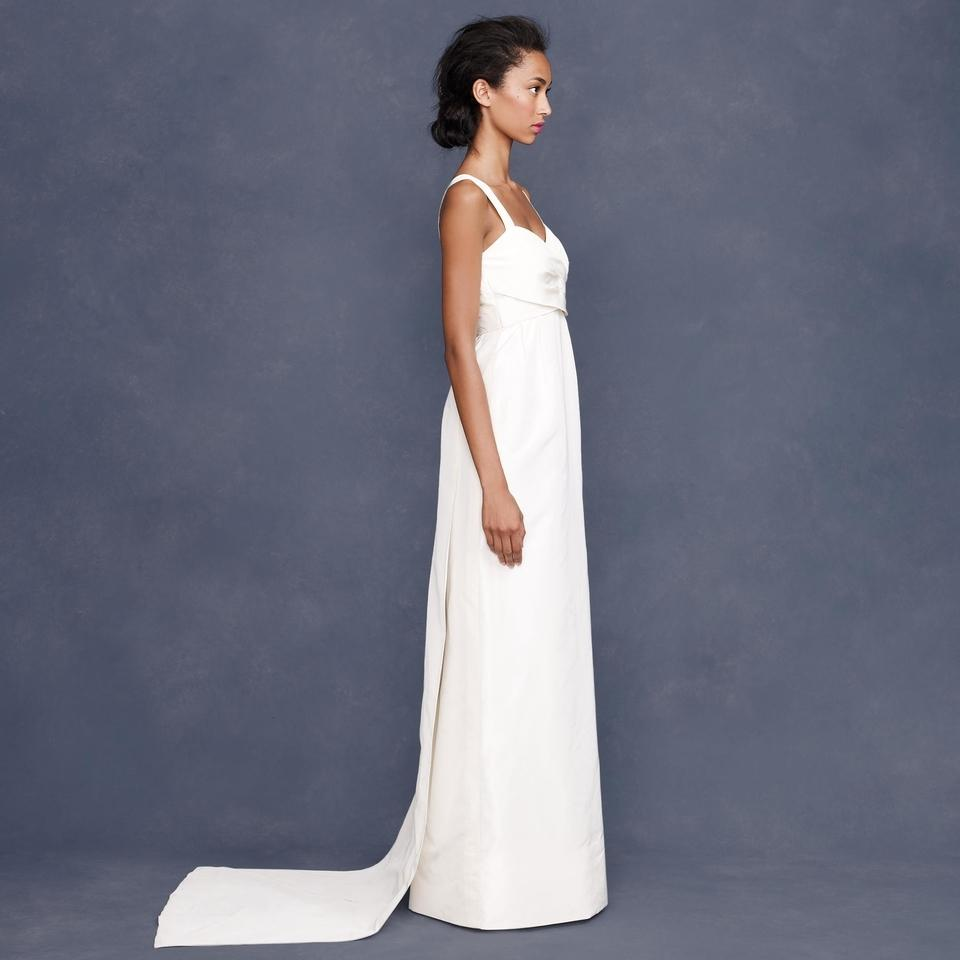 J.Crew Larissa Wedding Dress On Sale, 64% Off