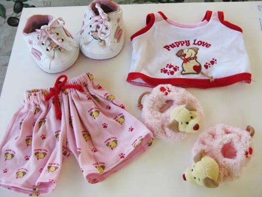 Build a Bear Build a Bear Clothes and Accessories Image 1