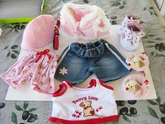 Build a Bear Build a Bear Clothes and Accessories Image 3
