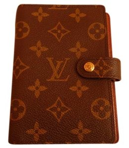 Louis Vuitton Louis Vuitton Monogram Canvas PM Agenda Cover