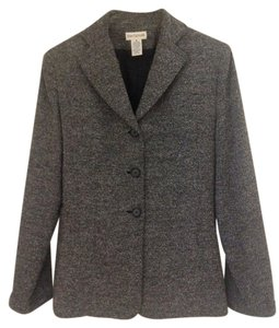 Ann Taylor Structured Jacket blazer. 42%Wool + 42% Rayon