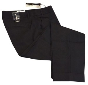 Express Work Straight Pants Black