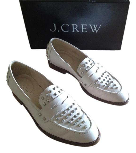 Item - Fresh Cream Collection Studded Penny Loafers Flats Size US 7 Regular (M, B)