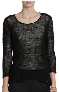 Eileen Fisher Sequin Sequin Chainmail Chainmail Sweater