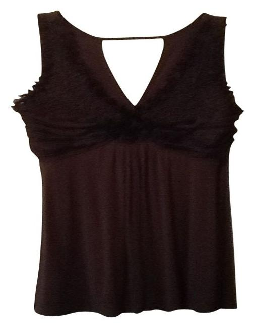 West Kei Top Brown