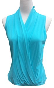 Vava by Joy Han Top Aqua