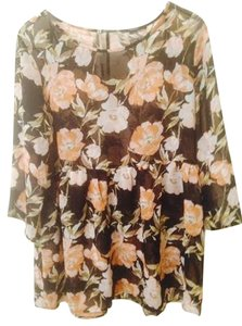 Forever 21 Flowy Tunic