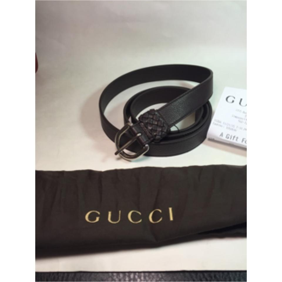 49dad601d Gucci Brown Men 336828 Soft Leather Size 42 Belt - Tradesy