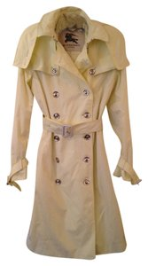 Burberry Trench Mid Length Trench Coat