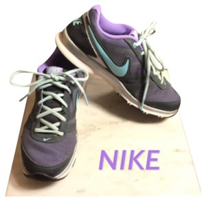 Nike Purple/Gray/White Athletic