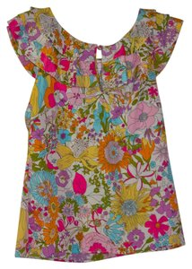 Liberty of London for Target Top Flowered