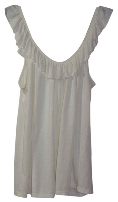 Preload https://item3.tradesy.com/images/old-navy-white-tank-topcami-size-8-m-946127-0-0.jpg?width=400&height=650