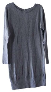 Gap short dress Grey Sweater on Tradesy