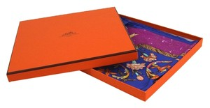 Hermès Hermes Pierres d' Orient et d' Occident Silk Scarf NEW