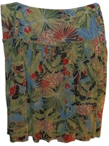 Tommy Bahama Tropical Full Fun Skirt Floral