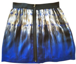 Kenneth Cole Mini Skirt Blue