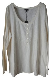 Talbots Plus-size New With Tags Longsleeve Tunic