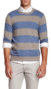 Qi Cashmere Qi Autumn Qi Rugby Sweater