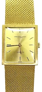 Audemars Piguet Audemars Piguet Vintage 18 Karat(750) Yellow Gold Watch