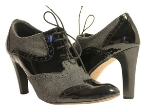 Jon Josef Black/Gray Pumps