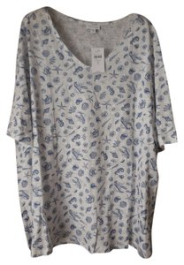 J. Jill Linen Plus-size New With Tags Tunic