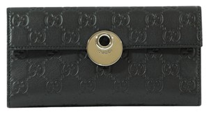Gucci Gucci 231835 GG Guccissima Leather Wallet Clutch