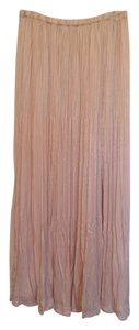 Club Monaco Maxi Skirt Blush Pink