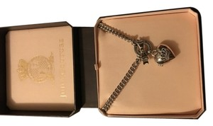 Juicy Couture Juicy coutour locket heart necklace