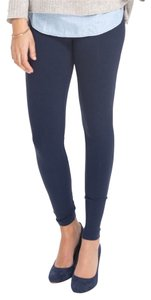 Matty M Solid Blue NAVY Leggings