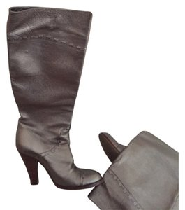 Marc Jacobs Metallic silver Boots