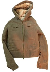 Hollister Brown Jacket