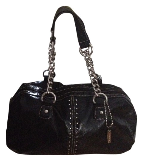 Nine West Satchel in Black